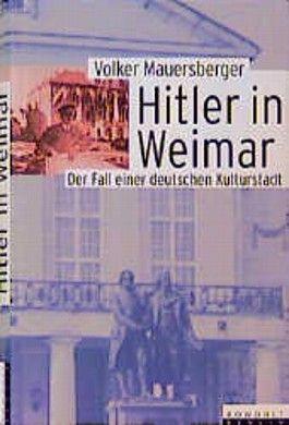 Hitler in Weimar