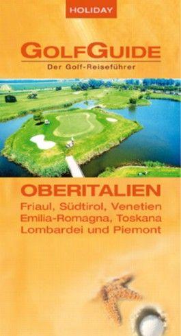Holiday GolfGuide Oberitalien