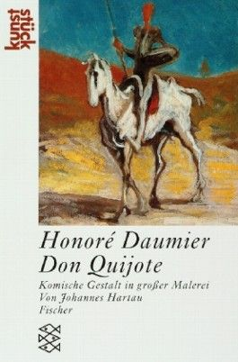 Honore Daumier: Don Quijote