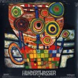 Hundertwasser 2010 Calendar