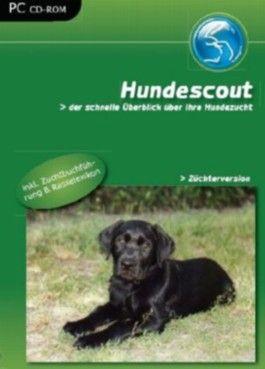 Hundescout Züchterversion, CD-ROM