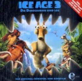 Ice Age, 1 Audio-CD. Tl.3