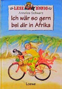 Ich wär so gern bei dir in Afrika