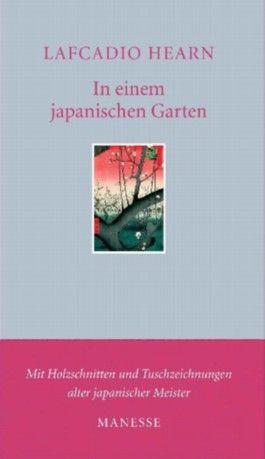 In einem japanischen Garten