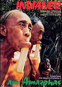 Indianer am Amazonas