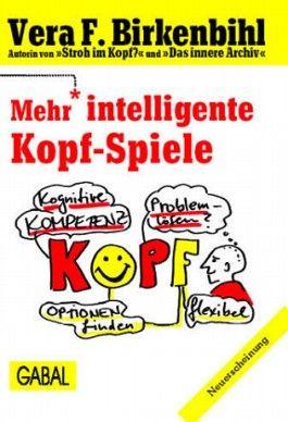 Intelligente Kopf-Spiele