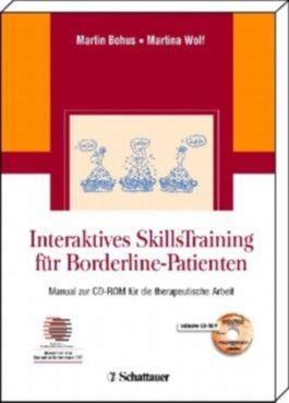 Interaktives Skillstraining für Borderline-Patienten im Set