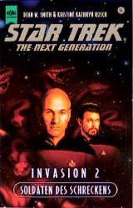 Invasion 2. Soldaten des Schreckens. Star Trek.