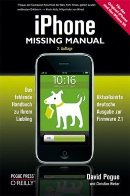 iPhone Missing Manual