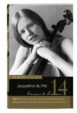 Jacqueline du Pré lesen und hören, Buch u. Audio-CD