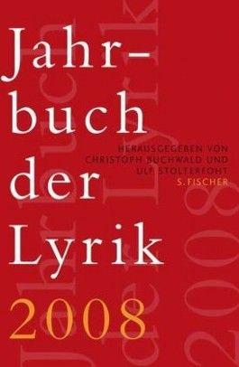 Jahrbuch der Lyrik 2008
