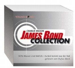 James Bond, Stille Wasser sind tödlich. Zurück kommt nur der Tod