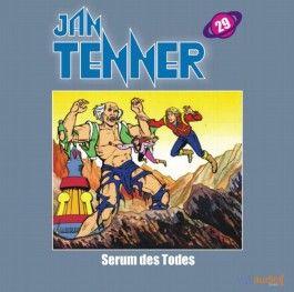 Jan Tenner Classics 29 - Serum des Todes