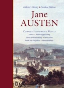 Jane Austen - Complete Illustrated Novels