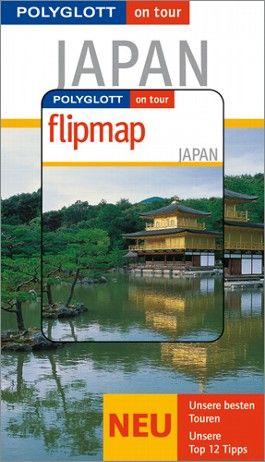 Japan - Buch mit flipmap