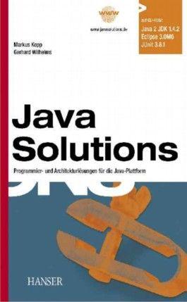Java Solutions, m. CD-ROM