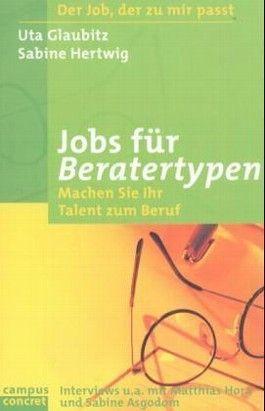 Jobs für Beratertypen