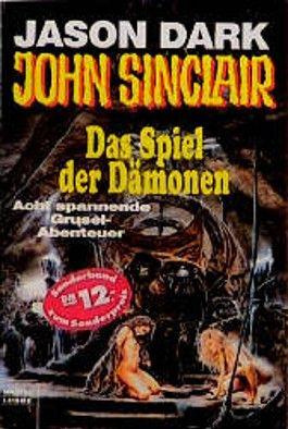 John Sinclair, Das Spiel der Dämonen, Sonderband