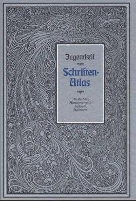Jugendstil, Schriften-Atlas