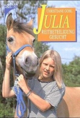 Julia - Reitbeteiligung gesucht