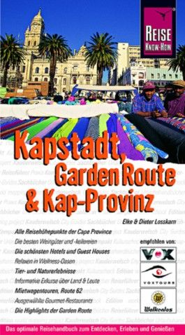 Kapstadt, Garden Route & Kap-Provinz