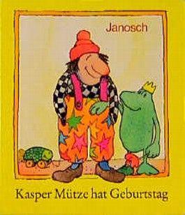 Kasper Mütze hat Geburtstag