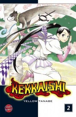 Kekkaishi, Band 2