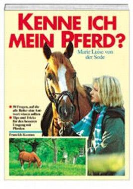 Kenne ich mein Pferd?. Tl.1