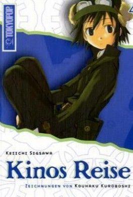 Kinos Reise. Light Novel 04