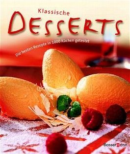 Klassische Desserts