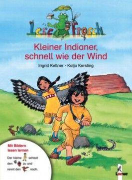 Kleiner Indianer, schnell wie der Wind