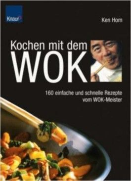 Kochen mit dem Wok