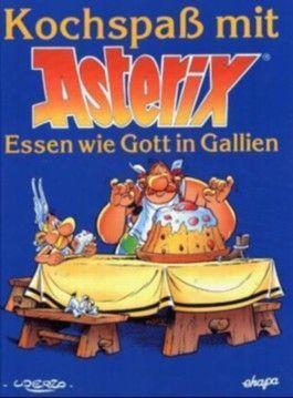 Kochspass mit Asterix