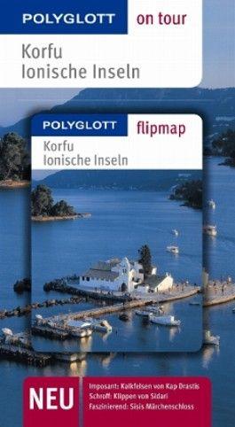 Korfu - Buch mit flipmap