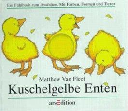 Kuschelgelbe Enten