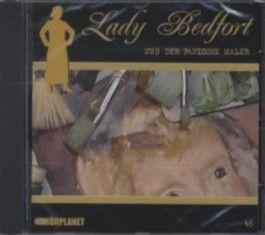 Lady Bedfort - Der panische Maler, 1 Audio-CD
