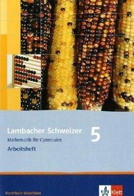 Lambacher Schweizer - Ausgabe Nordrhein-Westfalen - Neubearbeitung / Schülerbuch 5. Schuljahr