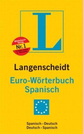 Langenscheidt Euro-Wörterbuch Spanisch