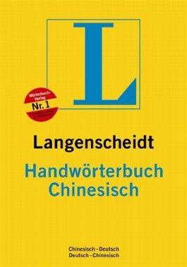 Langenscheidt Handwörterbuch Chinesisch