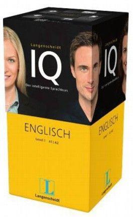 Langenscheidt IQ Englisch - Package aus 2 Büchern mit MP3-CDs, USB-Stick mit Software (Windows/Mac OS), Audio-Kurs auf MP3-CD, Headset, App (iOS/Android), 4 Trainingseinheiten im Virtual Classroom