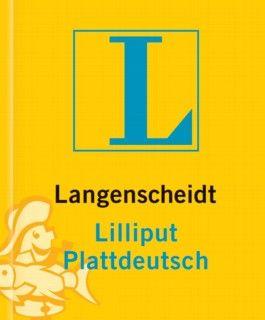 Langenscheidt Lilliput Wörterbücher, Dialektbände, Plattdeutsch