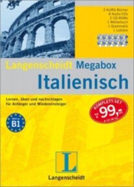 Langenscheidt Megabox Italienisch