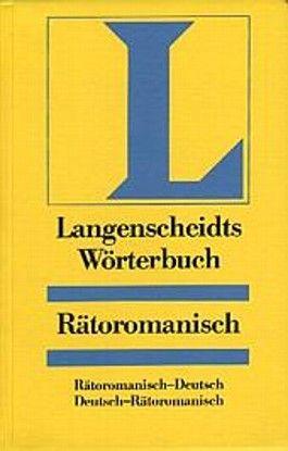 Langenscheidts Wörterbuch Rätoromanisch