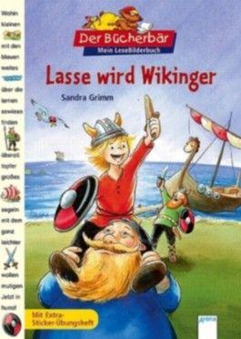 Lasse wird Wikinger