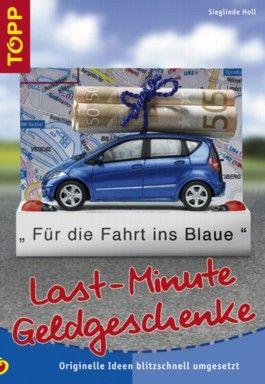 Last minute Geldgeschenke