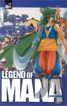 Legend of Mana. Bd.2