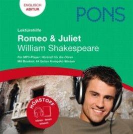 Lektürehilfe William Shakespeare: Romeo & Juliet