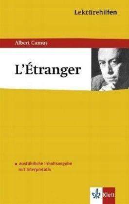 "Lektürehilfen Albert Camus ""L'Étranger"""
