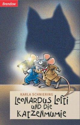 Leonardus Lofti und die Katzenmumie