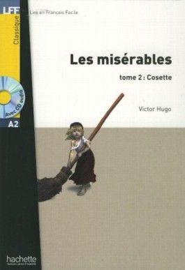 Les Misérables - Teil 2, Cosette, Buch mit mp3-CD